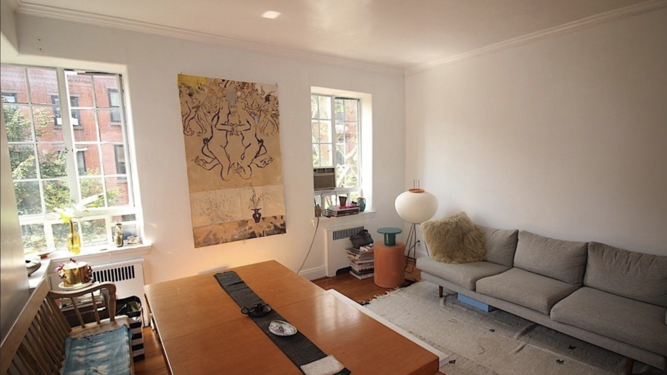 A $2,695.00, 1 bed / 1 bathroom apartment in Brooklyn Heights
