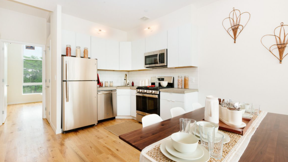 A $5,500.00, 3 bed / 2 bathroom apartment in Williamsburg
