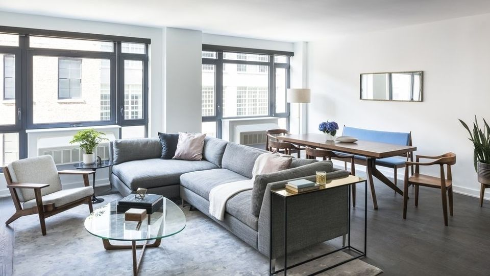 A $4,892.00, 2 bed / 2 bathroom apartment in DUMBO