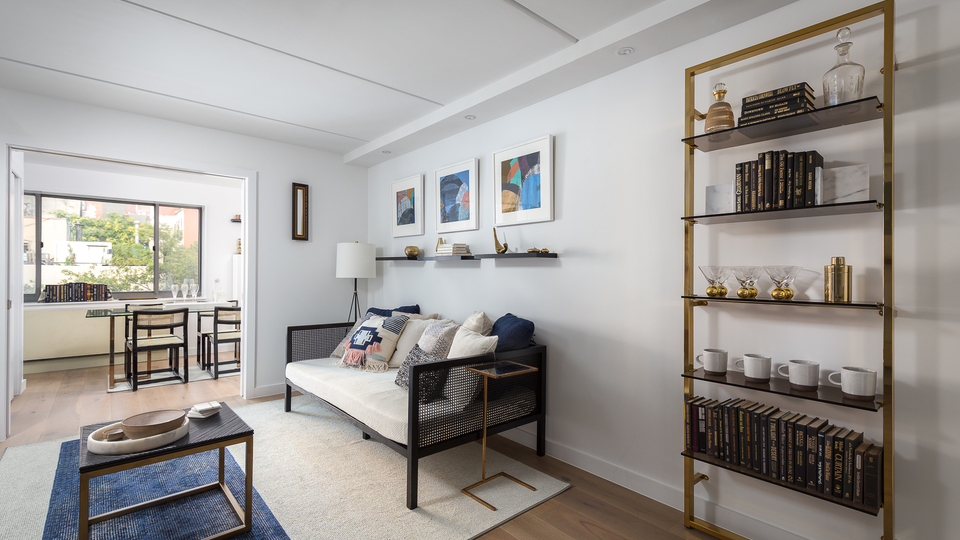 A $3,690.00, 1 bed / 1 bathroom apartment in Lower East Side