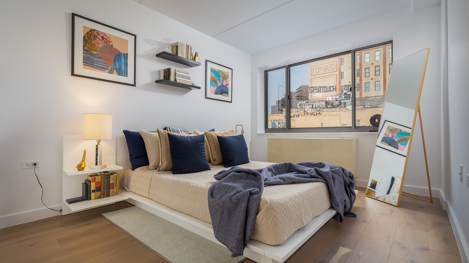 A $3,804.00, 1 bed / 1 bathroom apartment in Lower East Side