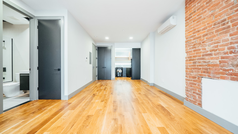 A $2,666.00, 1 bed / 1 bathroom apartment in Williamsburg