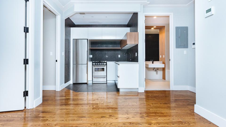 A $2,200.00, 1 bed / 1 bathroom apartment in Flatbush