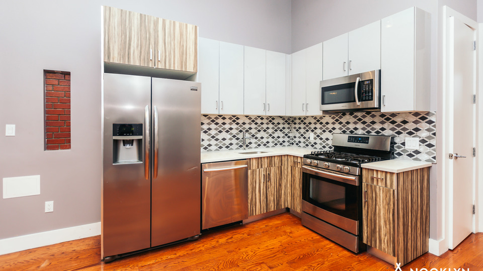 A $3,900.00, 4 bed / 2 bathroom apartment in Bushwick