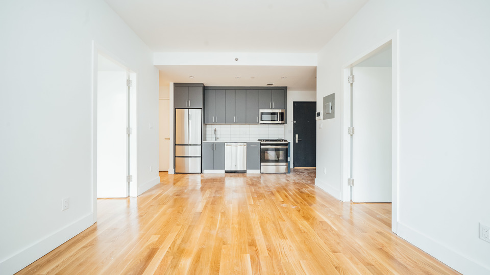 A $2,934.00, 2 bed / 1 bathroom apartment in Crown Heights
