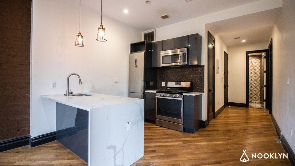 A $3,666.00, 4 bed / 2 bathroom apartment in Bed-Stuy