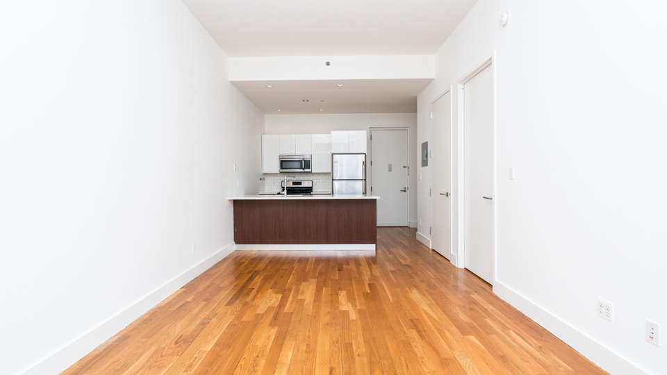 A $2,975.00, 1 bed / 1 bathroom apartment in Williamsburg