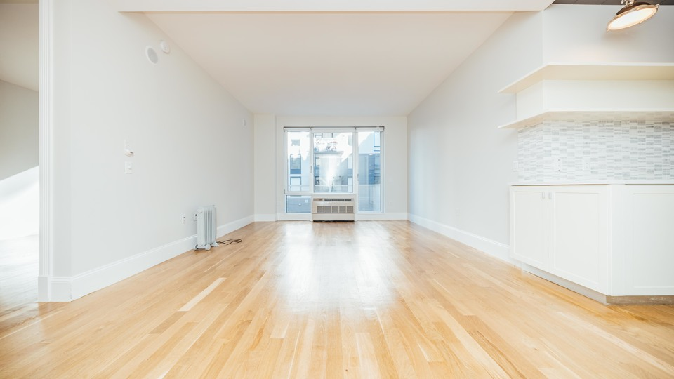 A $2,838.00, 1 bed / 1 bathroom apartment in Williamsburg