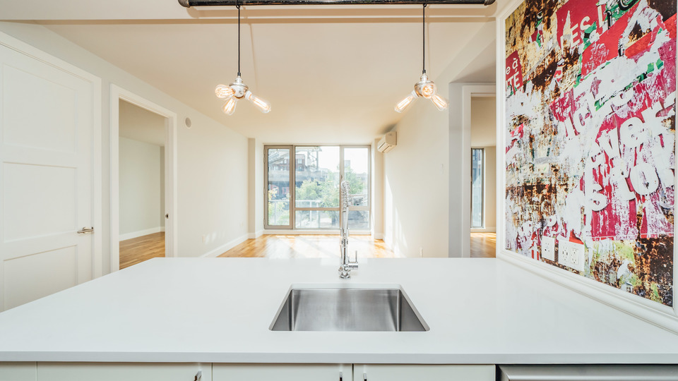 A $4,425.00, 2 bed / 2 bathroom apartment in Williamsburg