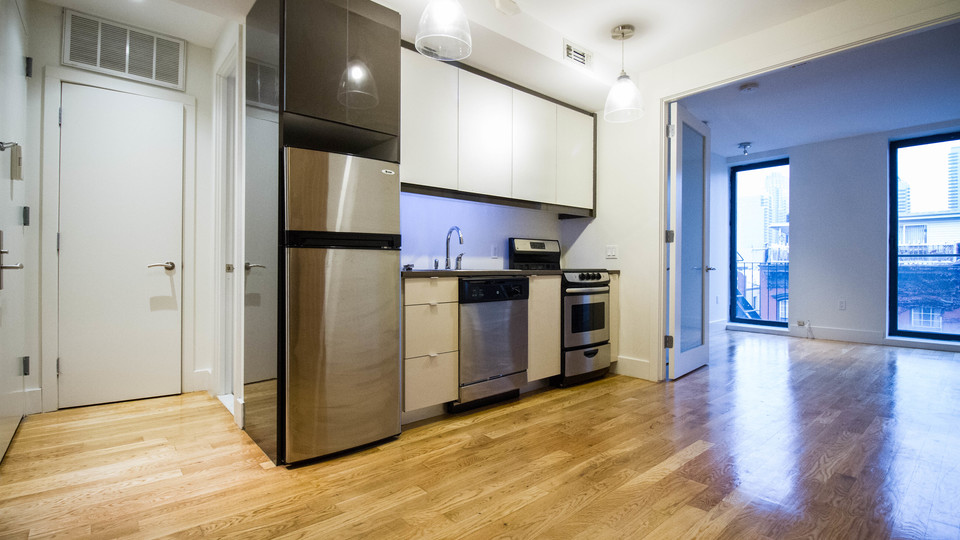 A $2,888.00, 2 bed / 1 bathroom apartment in Williamsburg