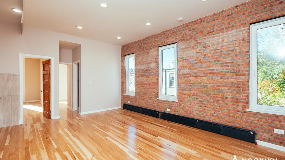 A $3,700.00, 3 bed / 2 bathroom apartment in Ridgewood