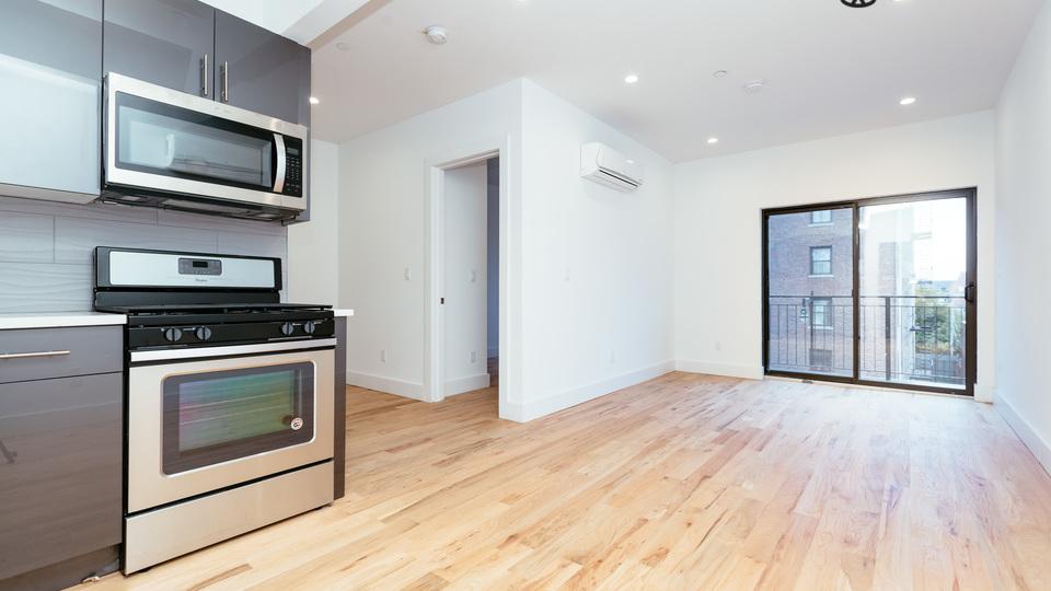 A $1,917.00, 1.5 bed / 1 bathroom apartment in Flatbush