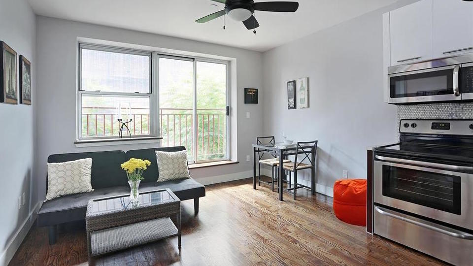 A $1,950.00, 1 bed / 1 bathroom apartment in Bed-Stuy