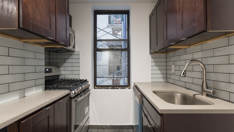 A $4,295.00, 4 bed / 2 bathroom apartment in Harlem