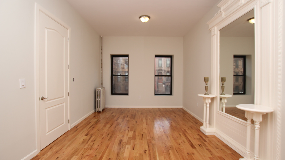 A $2,361.00, 2 bed / 1 bathroom apartment in Bed-Stuy