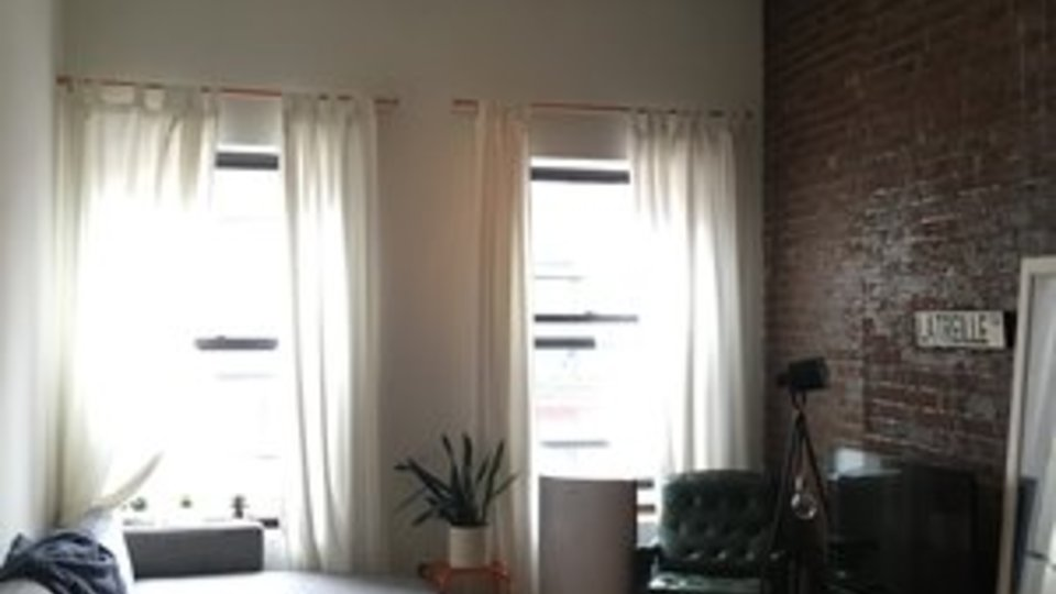 A $3,144.00, 2 bed / 1 bathroom apartment in Lower East Side
