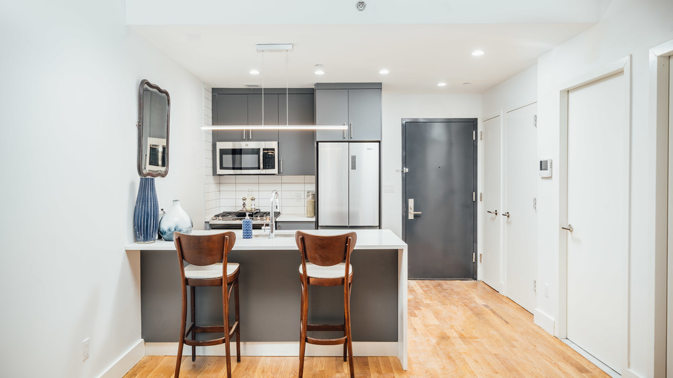 A $2,521.00, 1 bed / 1 bathroom apartment in Bed-Stuy
