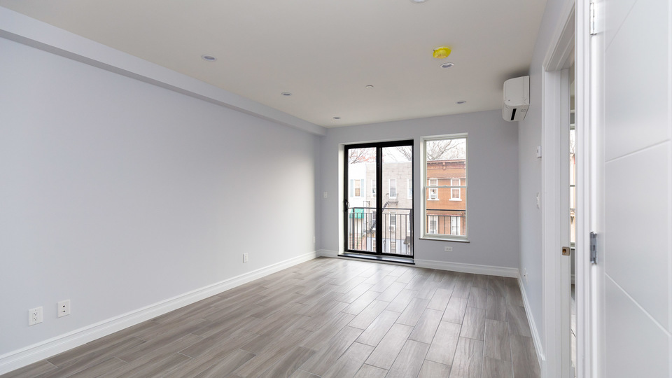 A $2,200.00, 1 bed / 1 bathroom apartment in Bed-Stuy