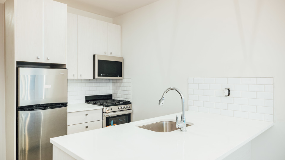 A $3,300.00, 1.5 bed / 1.5 bathroom apartment in Clinton Hill