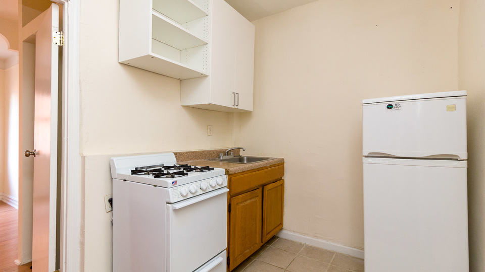 A $1,950.00, 2 bed / 1 bathroom apartment in Prospect Park South