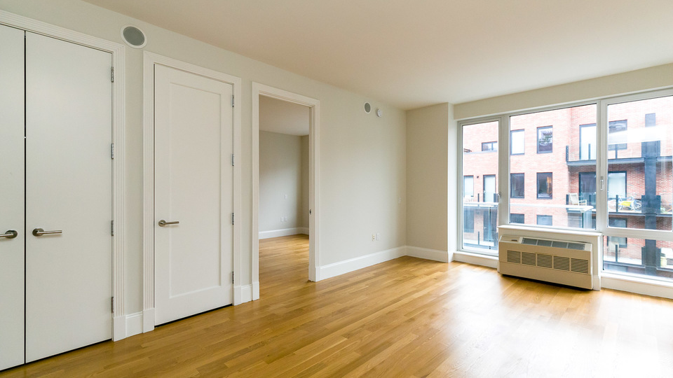 A $3,046.00, 1 bed / 1 bathroom apartment in Williamsburg