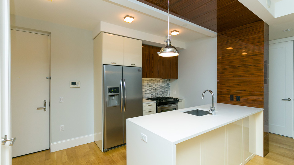 A $3,692.00, 2 bed / 1 bathroom apartment in Williamsburg