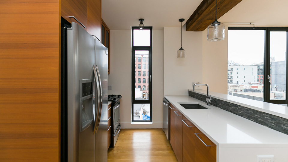 A $2,953.00, 1 bed / 1 bathroom apartment in Williamsburg