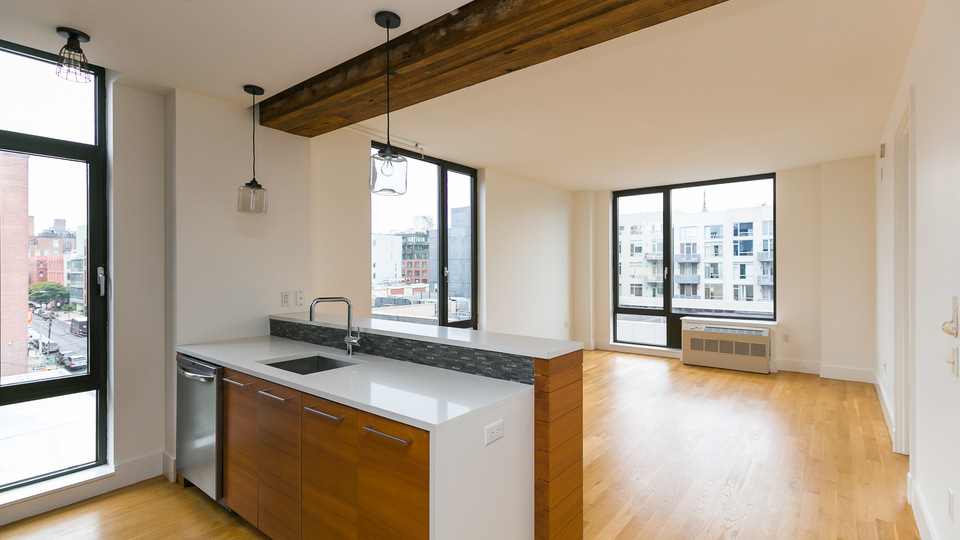 A $3,092.00, 1 bed / 1 bathroom apartment in Williamsburg