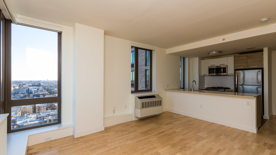 A $2,739.00, 1 bed / 1 bathroom apartment in Prospect Park