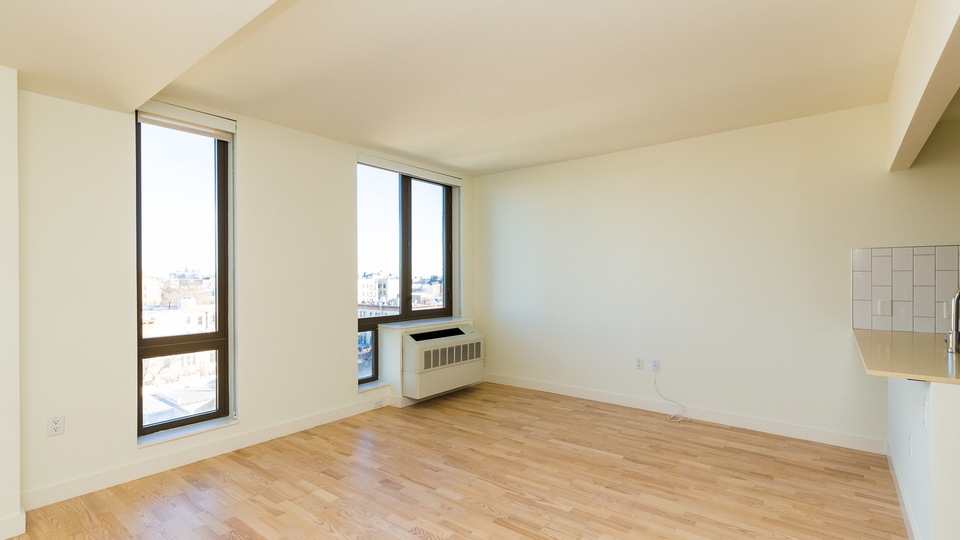 A $1,973.00, 0 bed / 1 bathroom apartment in Prospect Park