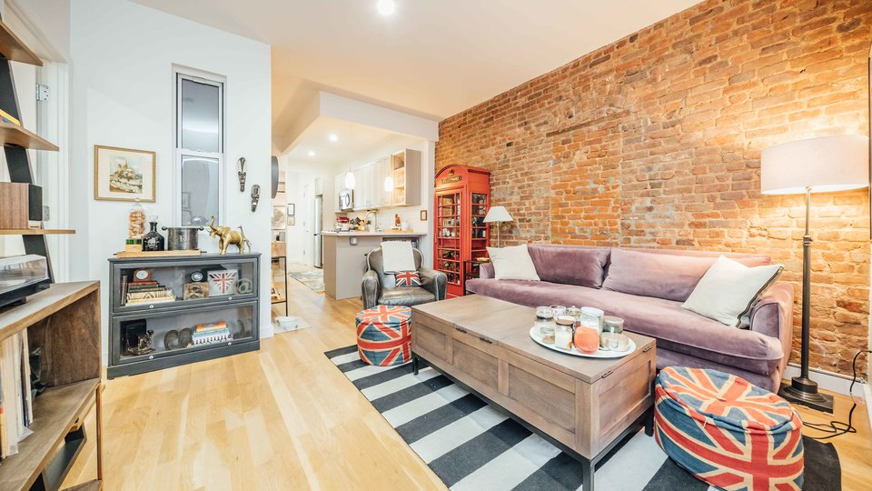 A $4,600.00, 4 bed / 2 bathroom apartment in Greenpoint