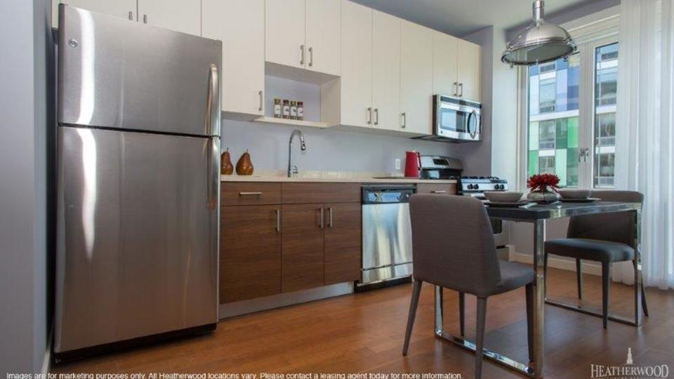 A $5,461.00, 2 bed / 2 bathroom apartment in Williamsburg