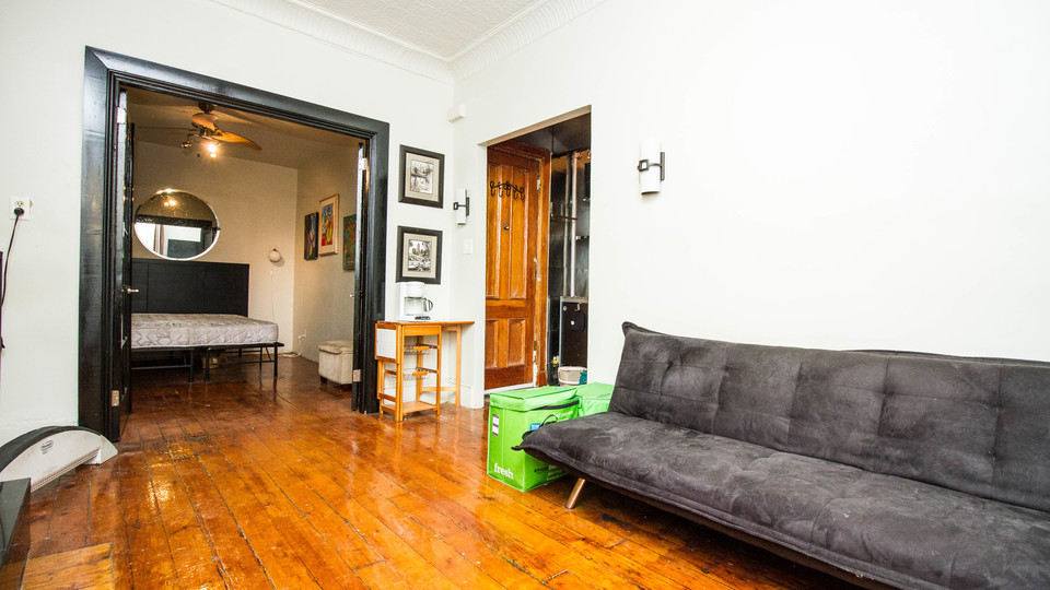 A $2,300.00, 1 bed / 1 bathroom apartment in Clinton Hill