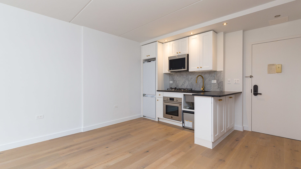 A $3,758.00, 1 bed / 1 bathroom apartment in Lower East Side