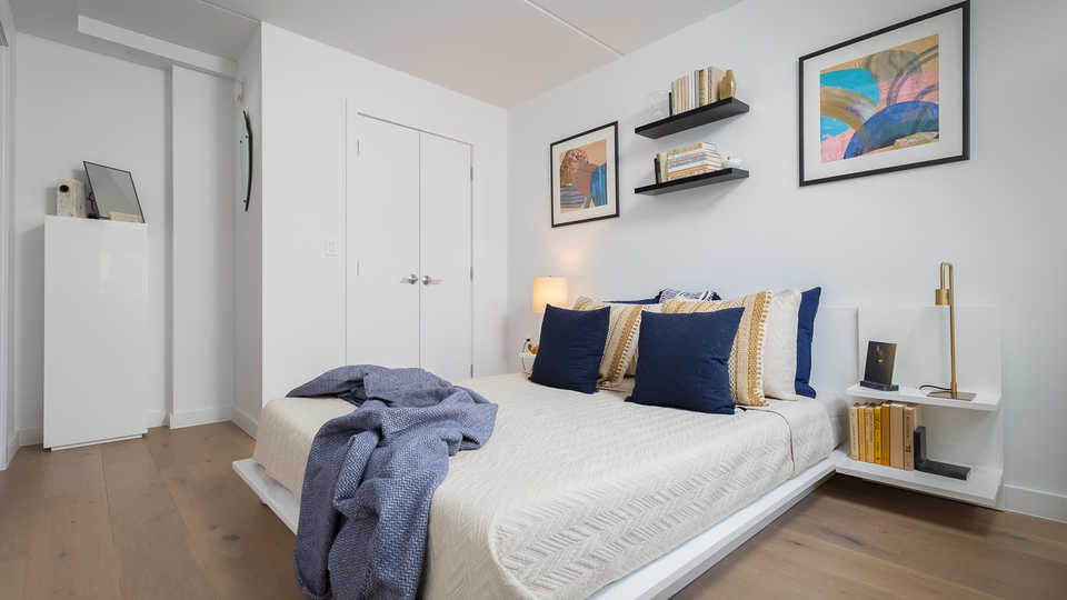 A $6,175.00, 1 bed / 2 bathroom apartment in Lower East Side