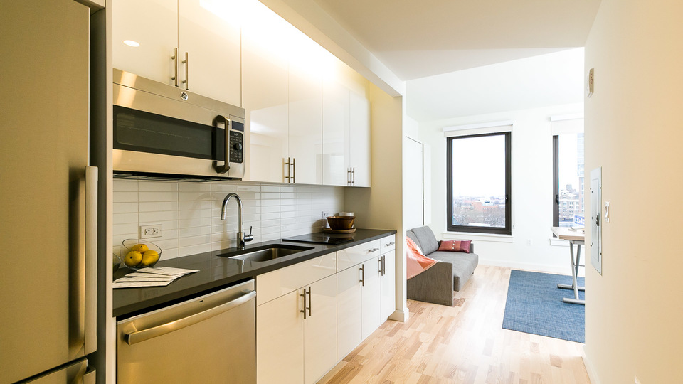 A $2,703.00, 0 bed / 1 bathroom apartment in Downtown Brooklyn