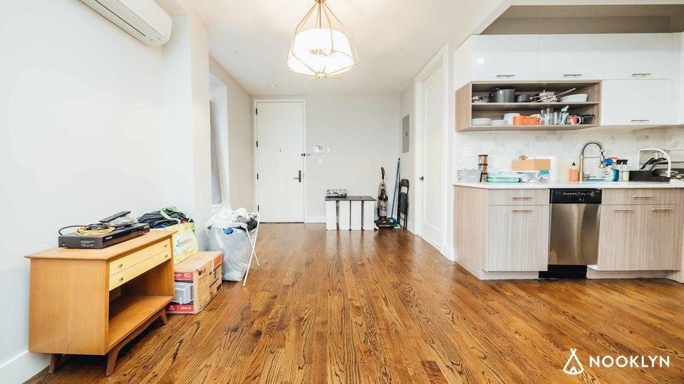 A $2,000.00, 1 bed / 1 bathroom apartment in Bushwick