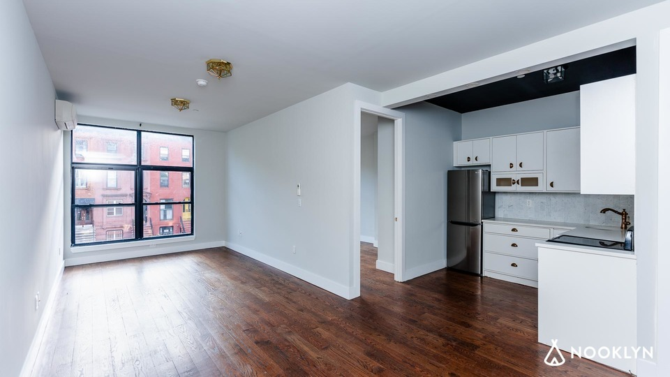 A $3,500.00, 1 bed / 1 bathroom apartment in Clinton Hill