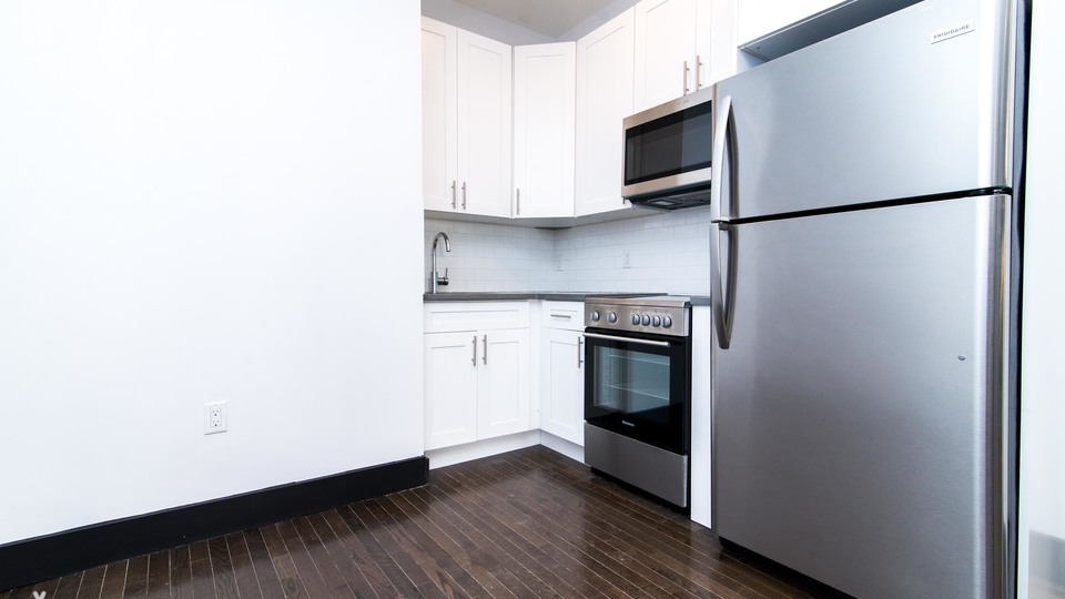A $2,099.00, 2 bed / 2 bathroom apartment in Bushwick