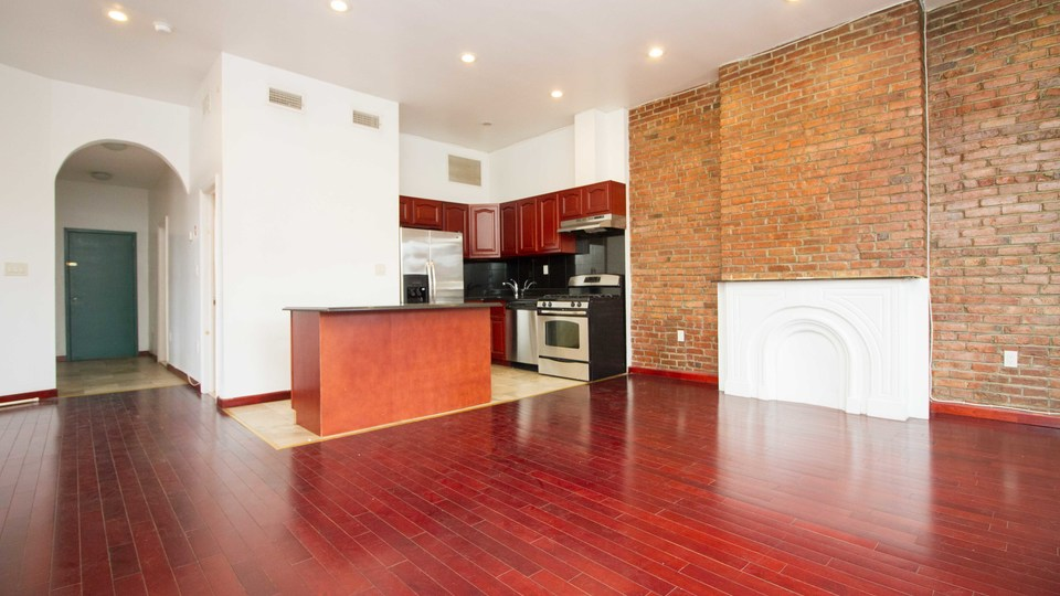 A $4,500.00, 3 bed / 2 bathroom apartment in Clinton Hill