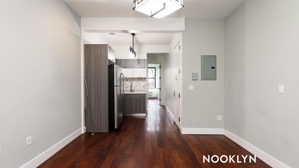 A $2,300.00, 3 bed / 2 bathroom apartment in Bushwick
