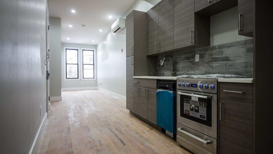 A $1,850.00, 1 bed / 1 bathroom apartment in Cypress Hills
