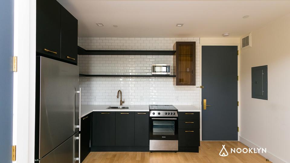 A $3,000.00, 2 bed / 2 bathroom apartment in Bushwick