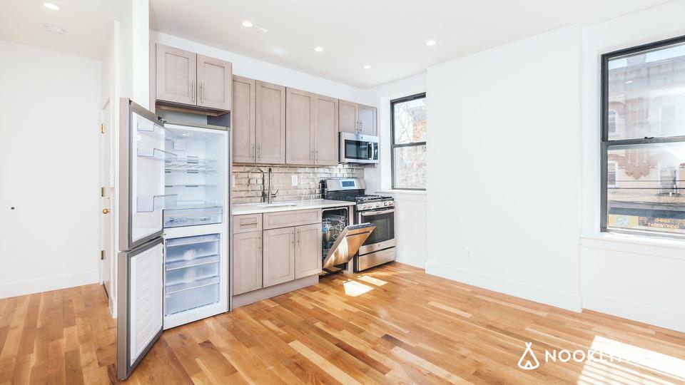 A $3,300.00, 4 bed / 2 bathroom apartment in Ridgewood