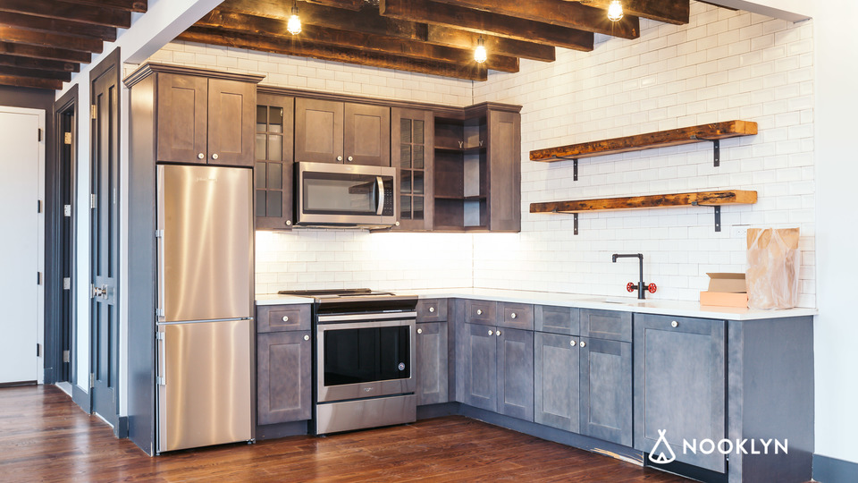 A $2,845.00, 2 bed / 1 bathroom apartment in Williamsburg