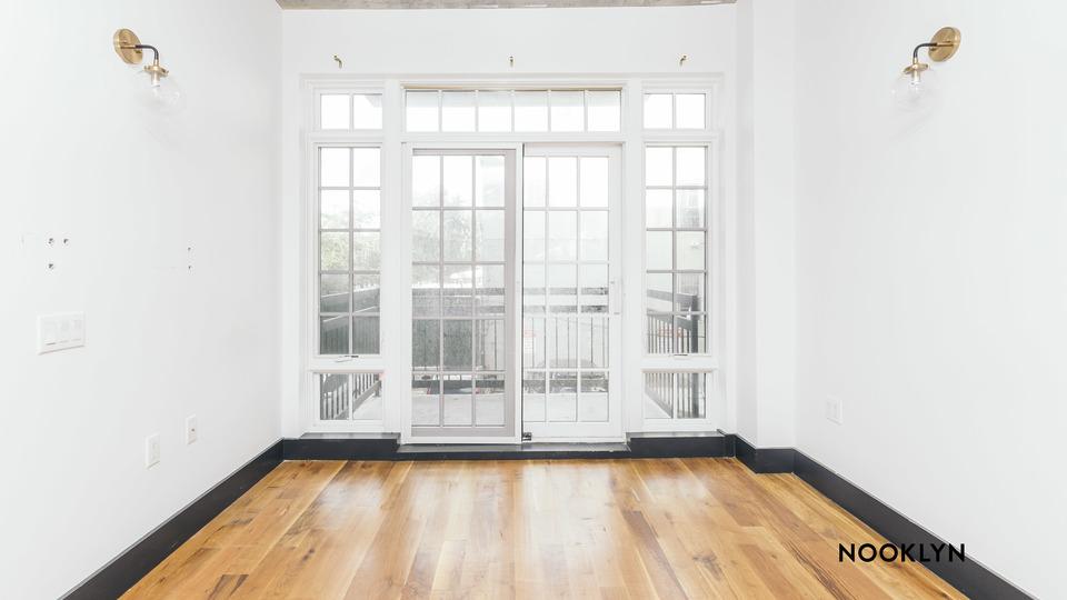A $3,215.00, 3 bed / 2 bathroom apartment in Bushwick