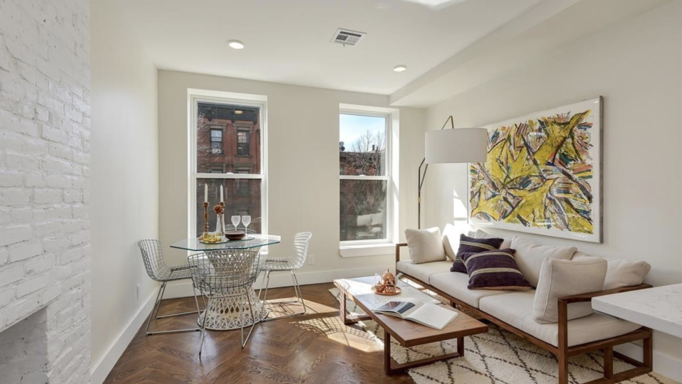A $2,995.00, 1 bed / 1.5 bathroom apartment in Bed-Stuy