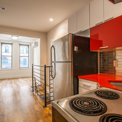 A $2,500.00, 2 bed / 2 bathroom apartment in Crown Heights