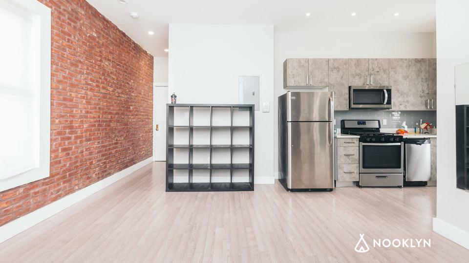 A $2,300.00, 2 bed / 1 bathroom apartment in Ridgewood