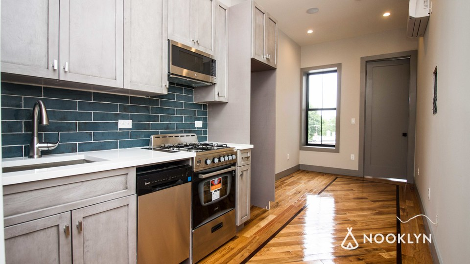 A $1,950.00, 1 bed / 1 bathroom apartment in Crown Heights
